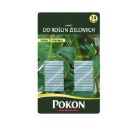 Pałeczki nawozowe do roślin zielonych - Pokon - 24 szt.