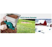 Siewnik ogrodowy ręczny - do nasion i nawozów - RACO