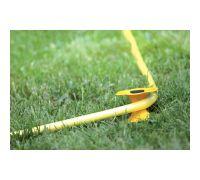 Transporter do węża ogrodowego, zabepieczający ogród przed zniszczeniami - ITW