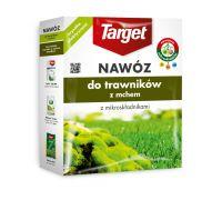 Nawóz do trawników, zwalczający mech - Target - 1 kg