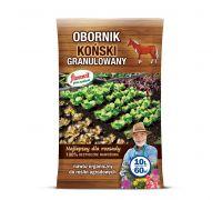 Obornik koński granulowany - 100% ekologiczny - Florovit - 10 litrów