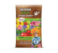 Obornik kurzy granulowany - 100% ekologiczny - Florovit - 10 litrów