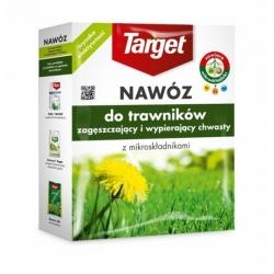 Zagęszczający nawóz do trawników - wypiera chwasty - Target - 1 kg