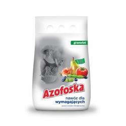 Azofoska granulowana - uniwersalne nawożenie - 5 kg