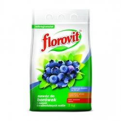Nawóz do borówek i innych roślin kwaśnolubnych - Florovit - 3 kg