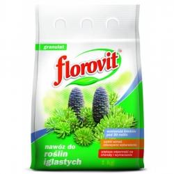 Nawóz do iglaków - zwiększona odporność na mróz i choroby - Florovit - 1 kg