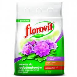 Nawóz do rododendronów, hortensji i roślin wrzosowatych - Florovit - 1 kg