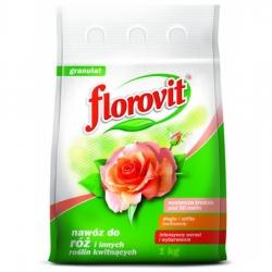 Florovit - Nawóz do róż i innych roślin kwitnących - 1 kg