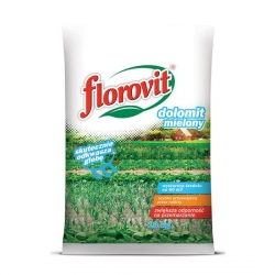 Dolomit mielony - Florovit - 10 kg
