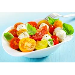 Pomidorki cherry - mieszanka kolorów!