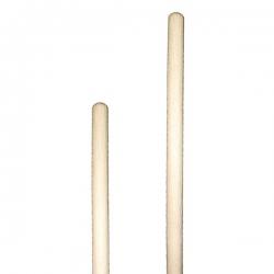 Drewniany trzonek do narzędzi 100 cm prosty - Kard