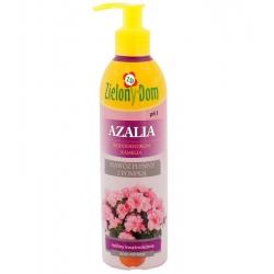 Nawóz do roślin kwaśnolubnych - azalii, rododendronów, kamelii - w butelce z pompką - Zielony Dom - 300 ml