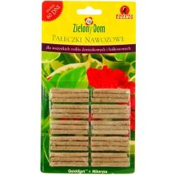 QuickStart - Pałeczki nawozowe z mikoryzą - działają szybko i bardzo długo - Zielony Dom - 30 sztuk
