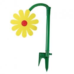 Tańczący kwiatek - ozdobny zraszacz