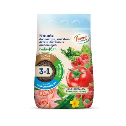 Nawóz organiczno-mineralny do warzyw - Florovit Pro Natura - 1,5 kg