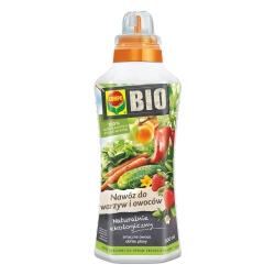 Ekologiczny BIO Nawóz do warzyw i owoców - Compo - 500 ml