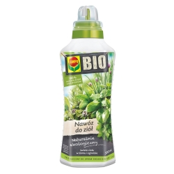 Ekologiczny BIO Nawóz do ziół - Compo - 500 ml