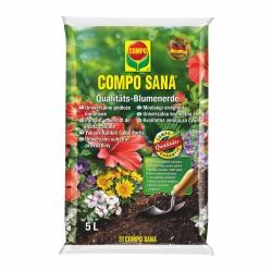 Podłoże uniwersalne najwyższej jakości - Compo - 5 litrów