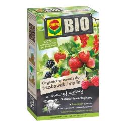 Organiczny BIO Nawóz do truskawek i malin - Compo - 750 g