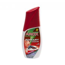 Lawendowy płyn odstraszający na komary i kleszcze - Ekologiczny - Arox - 100 ml
