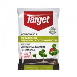 Ukorzeniacz w proszku Korzonek Z do sadzonek zielonych i półzdrewniałych - Target - 20 g