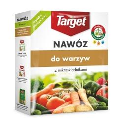Nawóz z mikroskładnikami do warzyw - granulat - Target - 1 kg