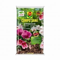 Podłoże do storczyków - najwyższa jakość - Compo - 5 litrów