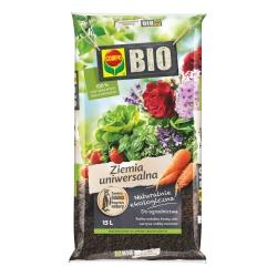 Ekologiczne podłoże uniwersalne do wszystkich roślin ogrodowych i doniczkowych - BIO Compo - 15 litrów
