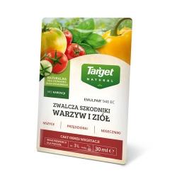 Emulpar 940 EC do warzyw - skuteczny przeciw najpopularniejszym szkodnikom - 30 ml - Target