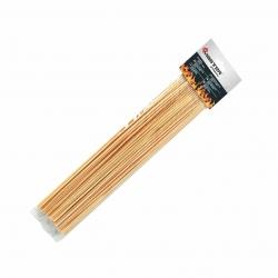 Patyczki do szaszłyków z bambusa - 30 cm - 40 szt.