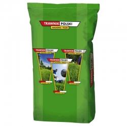Trawnik Polski Universal - mieszanka traw na trawniki przydomowe - 0,9 kg