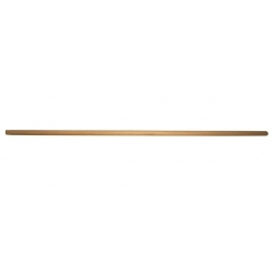 Drewniany trzonek do szczotki 130 cm - Greenmill