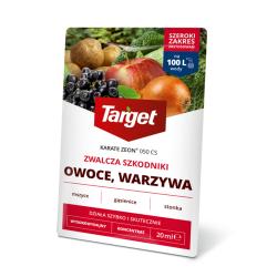 Karate Zeon 050 CS - na mszyce, gąsienice i inne szkodniki - Target - 20 ml