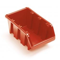 Skrzynka narzędziowa, kuweta - 10 x 15,5 cm - NP6 - pomarańczowy