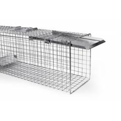 Pułapka jednostronna, żywołapka na kuny, szczury, norki, łasice i tchórze - K3