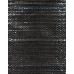 Agrotkanina czarna na chwasty - grubsza niż agrowłóknina - 1,10 x 5,00 m