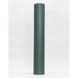 Siatka ogrodzeniowa rabatowa - oczko 15 mm - 0,8 x 5 m