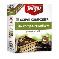 Active Komposter - przyspiesza kompostowanie - Target - 1 kg