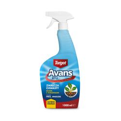Avans Rtu - spray totalny do zwalczania chwastów - Target - 1 litr