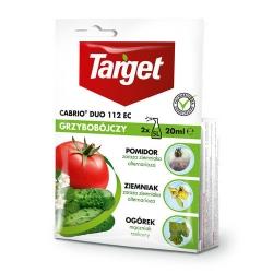 Cabrio Duo - 112 EC - na zarazę ziemniaka, alternariozie i mączniaka - Target - 100 ml