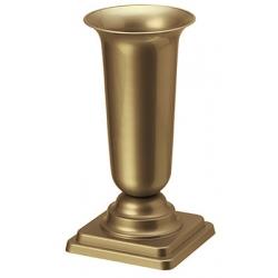 Wazon stojący Dama - złoty