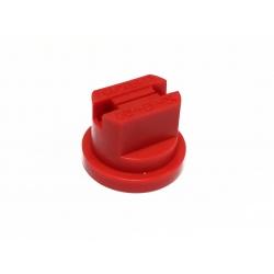 Dysza płaskostrumieniowa EF-04 - czerwona - Kwazar