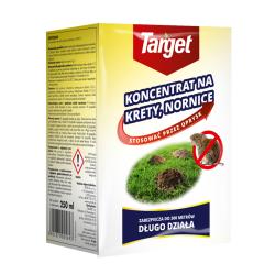 Kretomax - oprysk do odstraszania kretów, na 300 m2 trawnika - Target - 250 ml