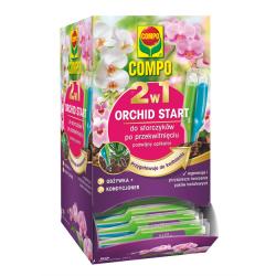 Odżywka orchid start 2w1 - do storczyków po przekwitnięciu - Compo - 1 x 30 ml