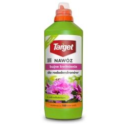 Nawóz w płynie do rododendronów - Bujne Kwitnienie - Target - 1 litr