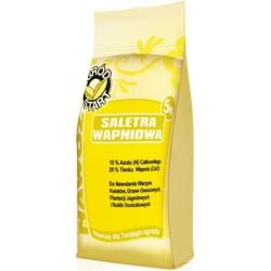 Saletra wapniowa - nawóz azotowo-wapniowy do ogrodu - 5 kg