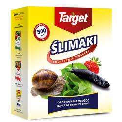 Ślimak Control - zwalcza ślimaki - odporny na wilgoć i deszcz - Target - 350 g