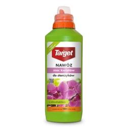 Nawóz w płynie do storczyków - Moc Kwiatów - Target - 500 ml