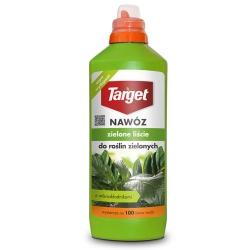 Nawóz w płynie do roślin zielonych - Zielone Liście - Target - 500 ml