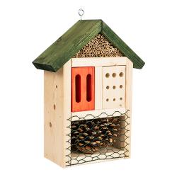 Domek dla pożytecznych owadów - 27 x 9 x 30 cm